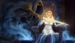 Elf Queen revisited by Dallas-Williams