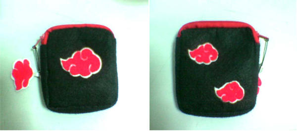 Akatsuki Coin Pouch by R-1