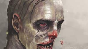 Zombie by e-guerrero