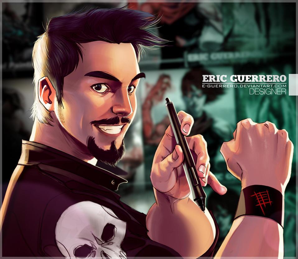 Eric Guerrero - ID by e-guerrero