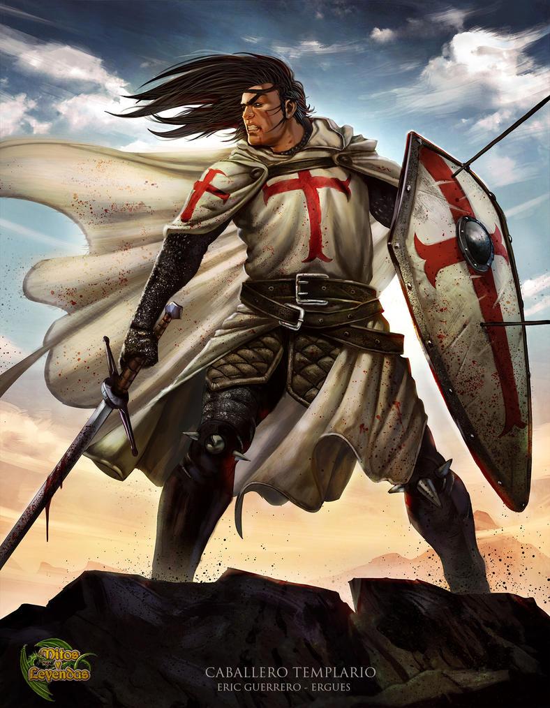 Caballero Templario by e-guerrero