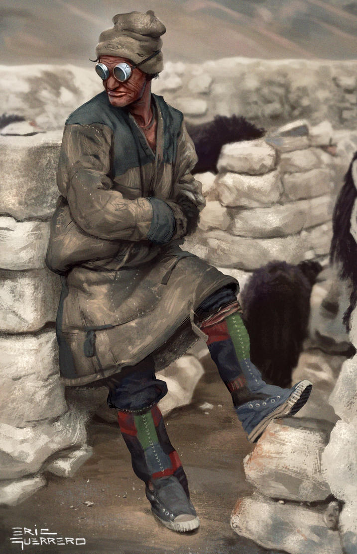 Sherpa by e-guerrero
