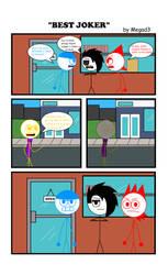 DF - Comic #1 by MegaD3