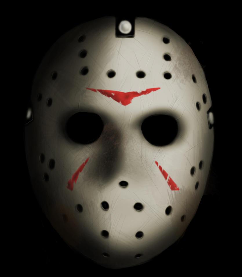 Jasons Mask By Havran133