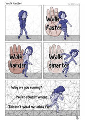 Walk better