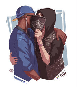 Marcus/Wrench   Watch Dogs 2