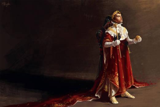 Happy New Year | Arno x Napoleon