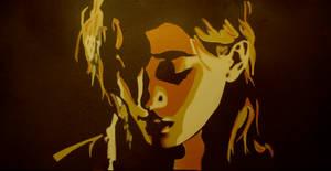 Sad Girl by HopelessSoul