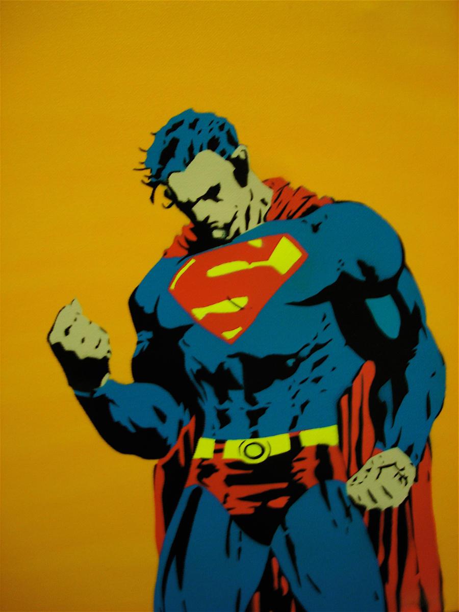 Superman by HopelessSoul