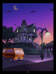 The Mystery Skulls Misadventures: 'Wounds' pg7 by Scyrel
