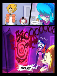 The Mystery Skulls Misadventures: 'Wounds' pg13 by Scyrel
