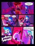 The Mystery Skulls Misadventures: 'Wounds' pg15