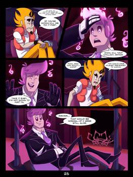 The Mystery Skulls Misadventures: 'Wounds' pg25 by Scyrel