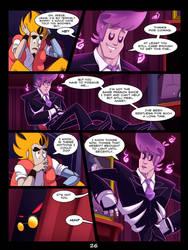 The Mystery Skulls Misadventures: 'Wounds' pg26 by Scyrel