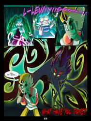 The Mystery Skulls Misadventures: 'Wounds' pg33 by Scyrel