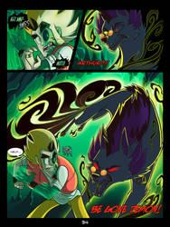 The Mystery Skulls Misadventures: 'Wounds' pg34 by Scyrel