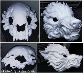 Skull Masks