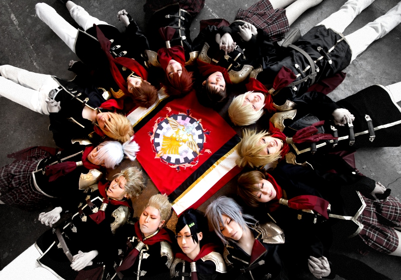 FINAL FANTASY TYPE-0 by ShikiTobari