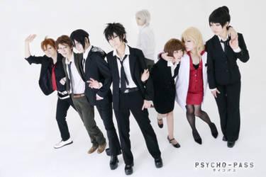 PSYCHO-PASS by ShikiTobari