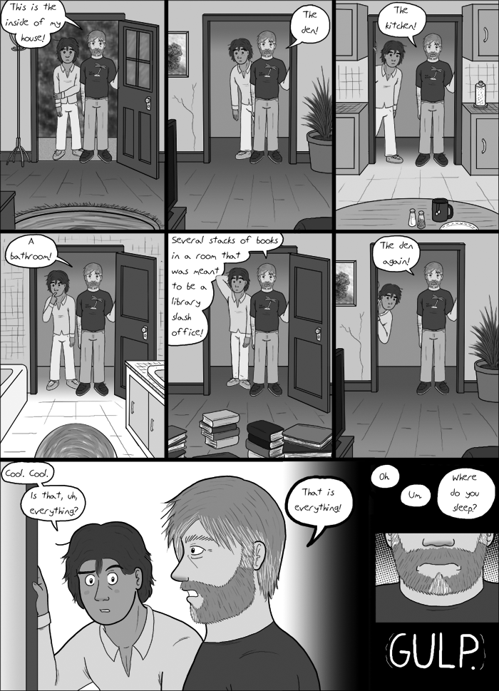 Easy Chapter 3 - 14 by BlahRascal