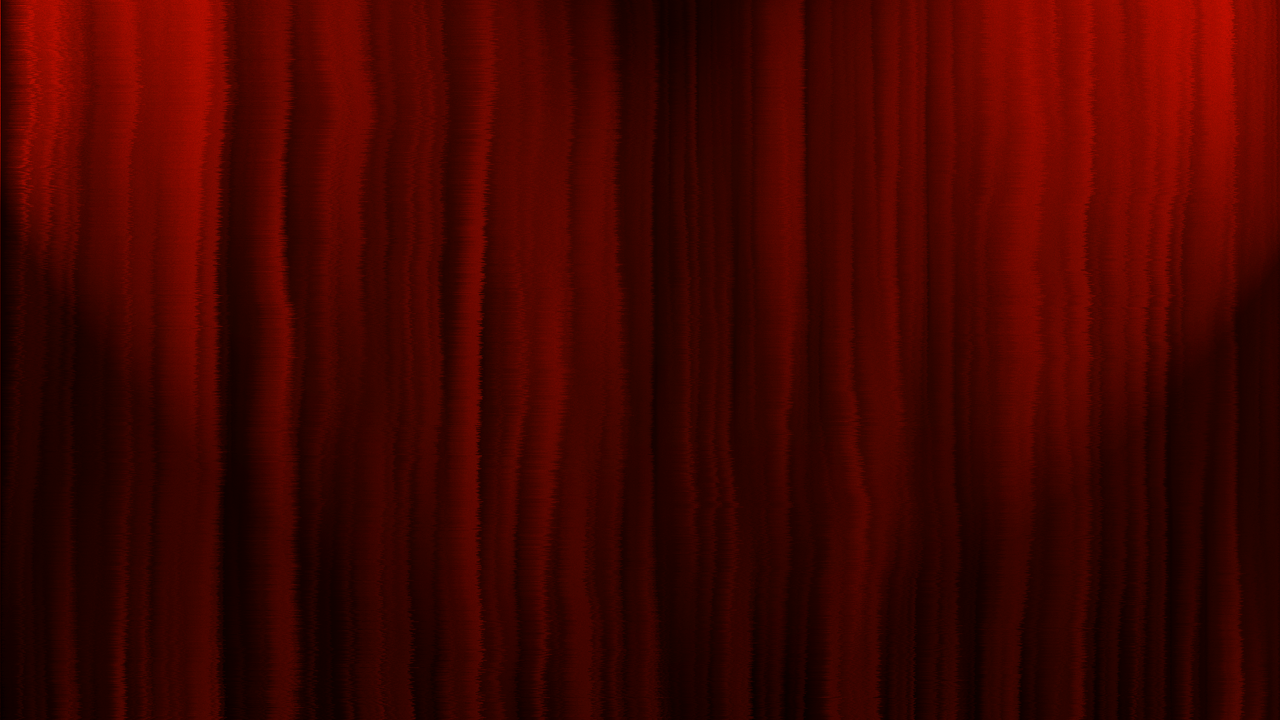 Red Curtain Png Red tv noise curtain by