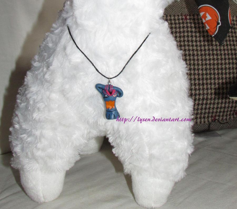 Senketsu necklace by lysen