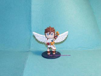 Kid Icarus chibi