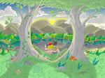 Earthbound Valentine