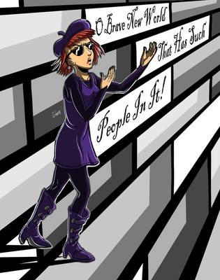Judy Funnie by TSoutherland