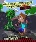 Minecraft:Creeper Propaganda