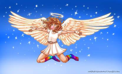 Angel Girl by TSoutherland