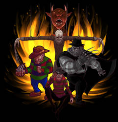 Five Nightmares at Freddy's by TSoutherland