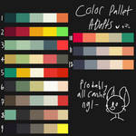 Color Pallet adopts