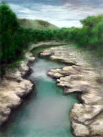 Pelorus River by unikatdesign