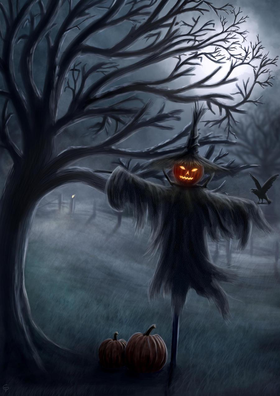 Scarecrow by unikatdesign