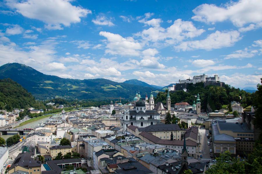 Salzburg by unikatdesign
