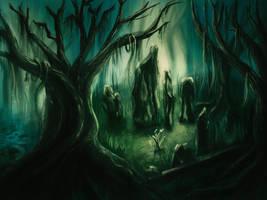 Schattenwald by unikatdesign