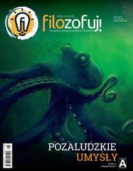 'Krake' - front cover of filozfuj! by unikatdesign