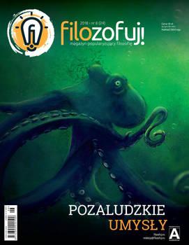 'Krake' - front cover of filozfuj!