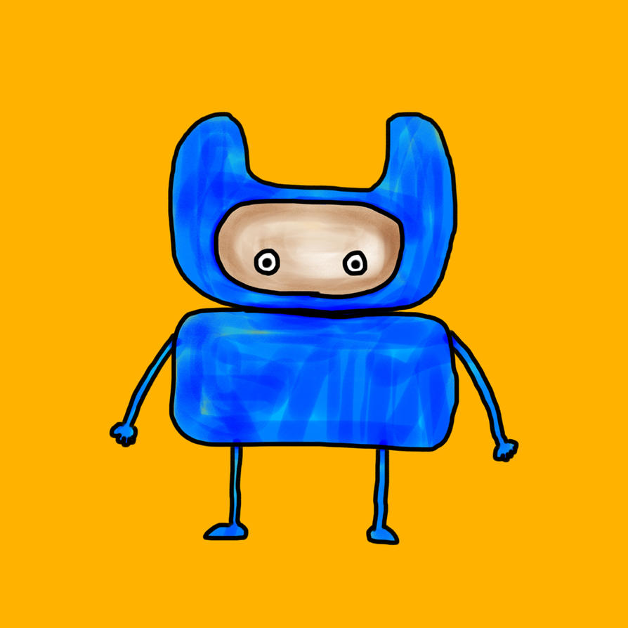 Blue boy by kodama-alternative