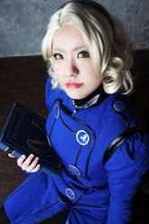 Persona4 : Velvetroom by rizel0824