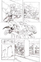 Sonic 242 Page 6 by AdamBryceThomas