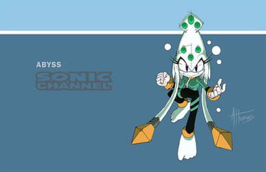 Abyss Sonic Channel by AdamBryceThomas