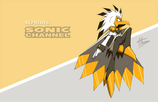 Nephthys Sonic Channel