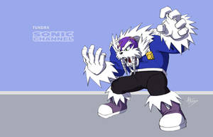 Tundra Sonic Channel by AdamBryceThomas