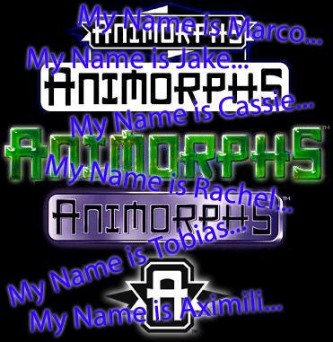 Animorphs ID by animorphs