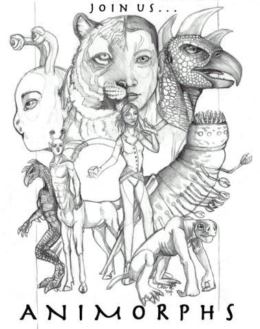 Animorphs ID 2 by animorphs