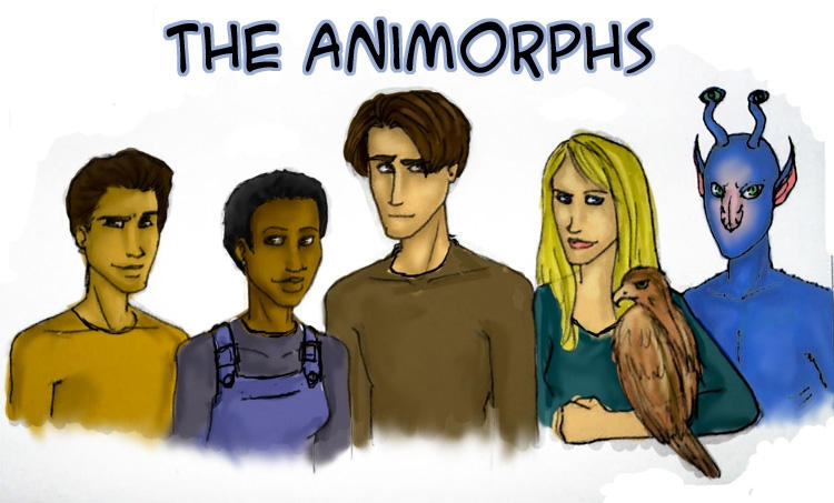 We can't tell you-EmpressFunk by animorphs