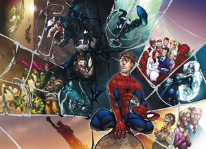 Spider-Man's Life by blood-red-kenn