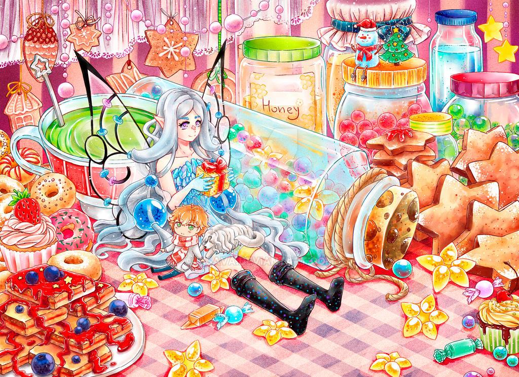Fairy by Kisava
